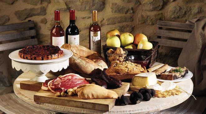 salon gastronomie et vins